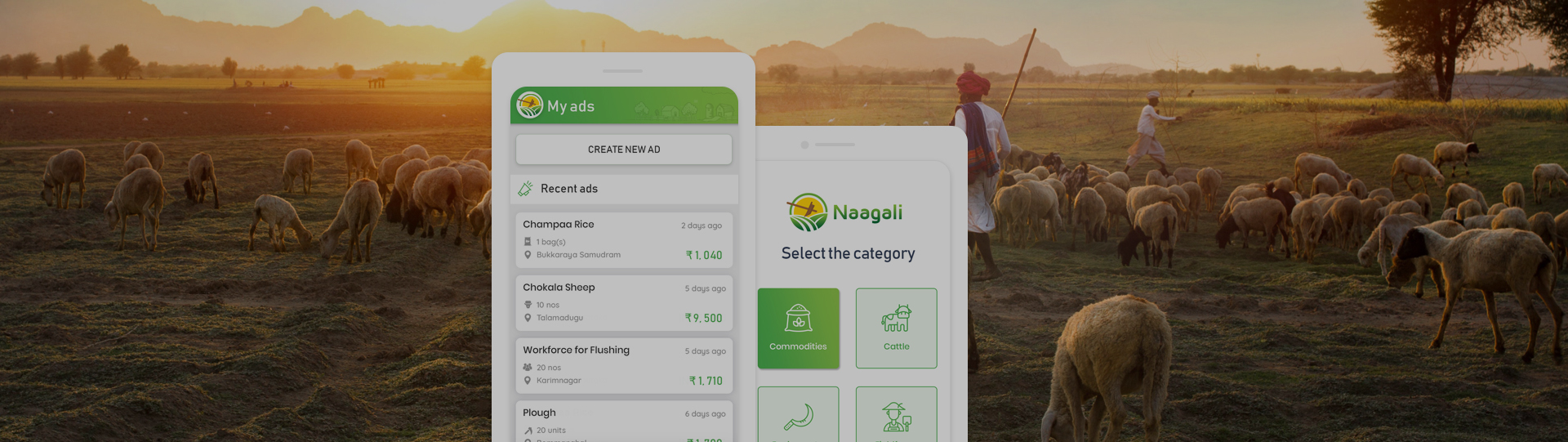 Nextbrain's Initiative for Helping Farmers in AP & Telangana with Mobile App Development