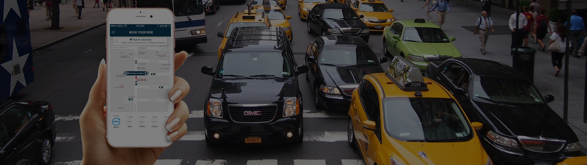 How to start the Uber-like online taxi booking business