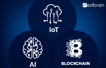 Transform your Business with IoT, Blockchain and AI