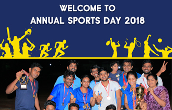 2nd Annual sports Day Event - Nextbrain Champions