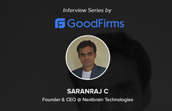 Nextbrain Technologies Has Made a Name for Itself in the Market - Find out How the CEO, Saranraj CM Is Getting It Done