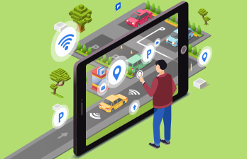 How to build the parking mobile app?