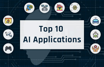 Effective Top 10 Artificial Intelligence Applications