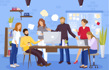 Every Online Store Should Know the Ecommerce Website Development Team structure