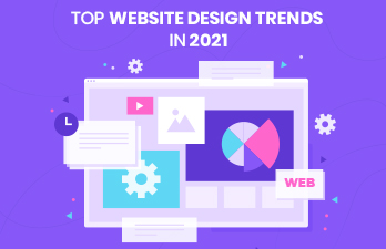 Top Website Design Trends in 2021