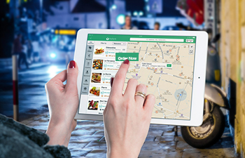 Startup advice for developing web and mobile apps for online food ordering and delivery