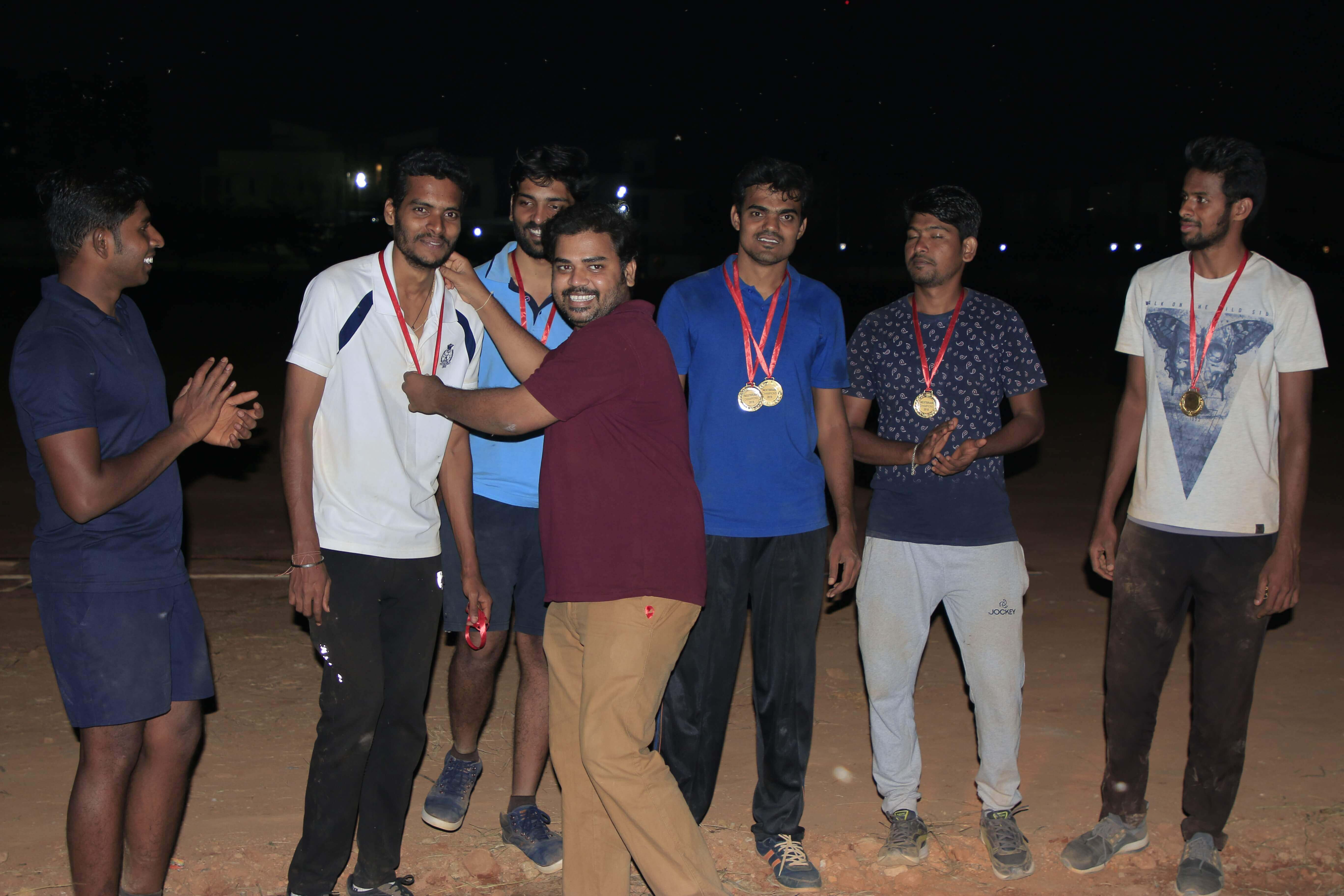 Volleyball winner nextbrain 2018 Champions