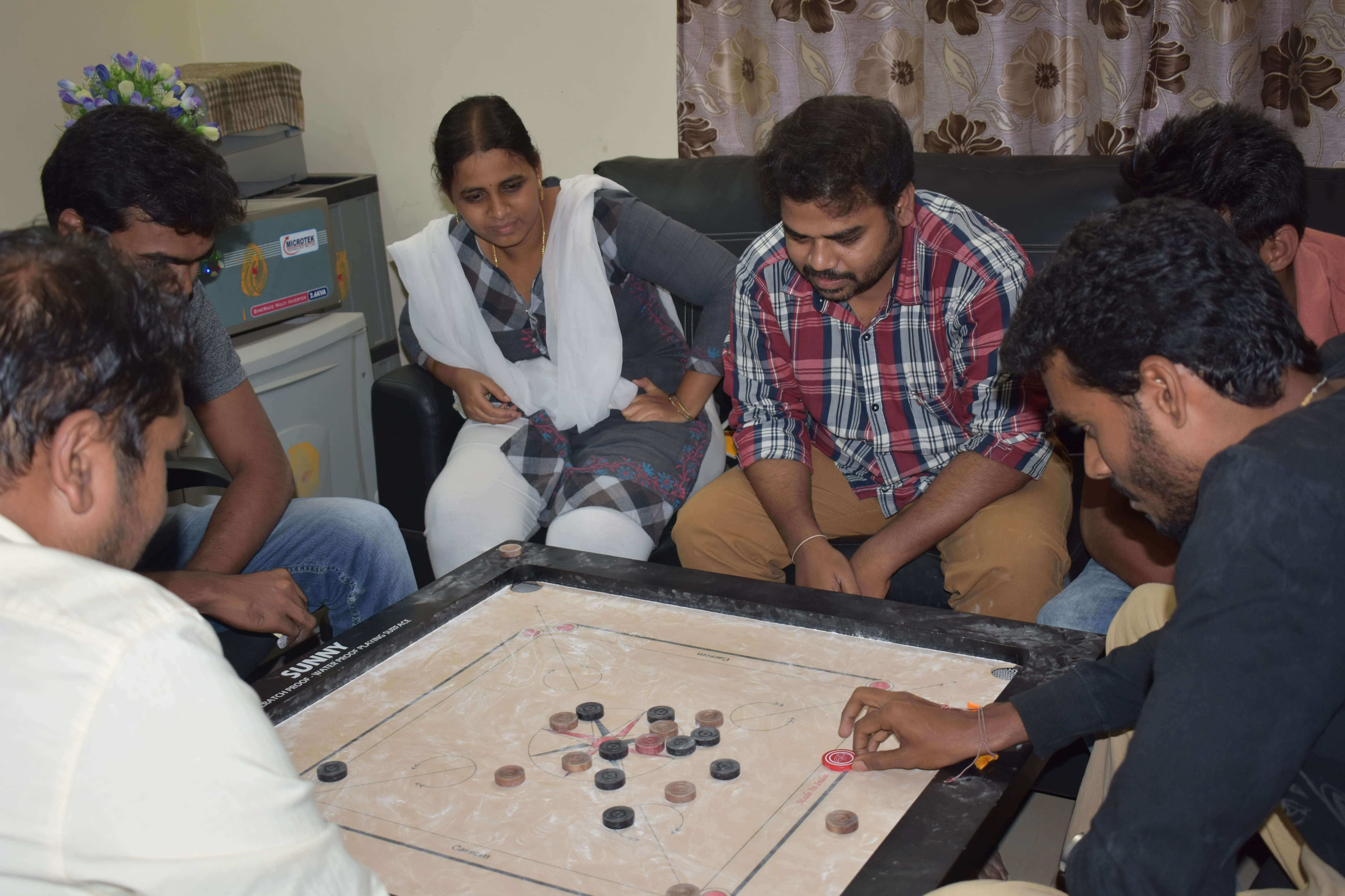 carrom game nextbrain
