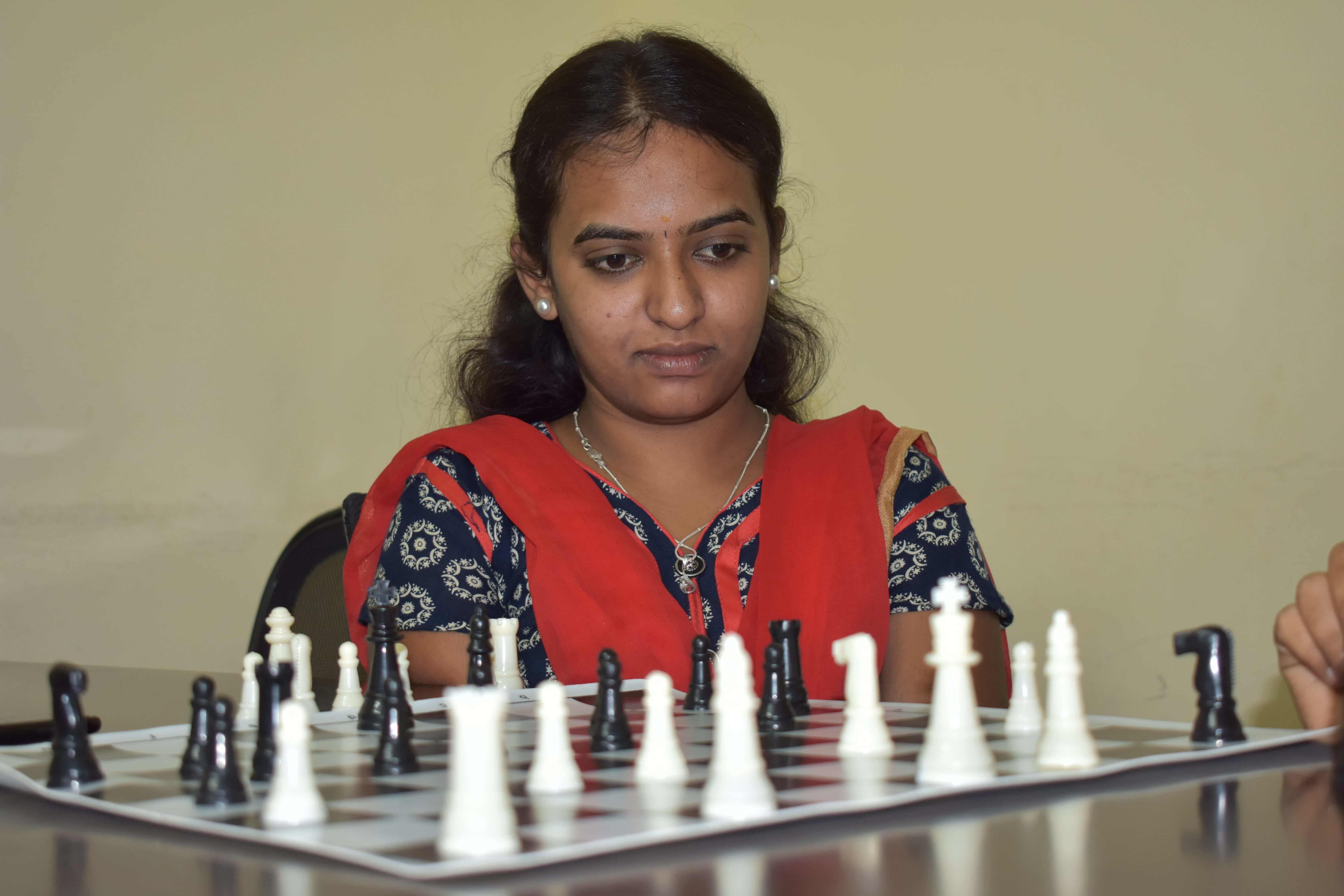 Chess girls winner