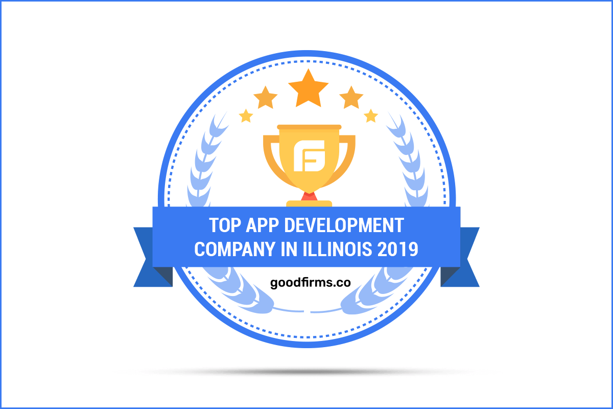 goodfirms app development company in illionos