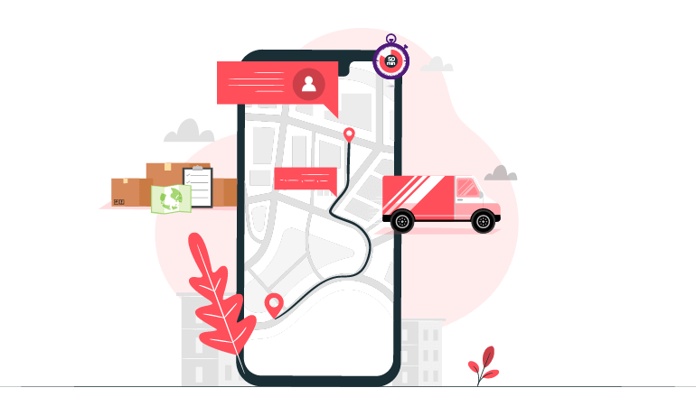 On-time delivery of app